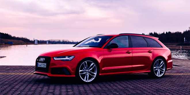«Горячий» универсал Audi RS6 Avant добрался до Индии