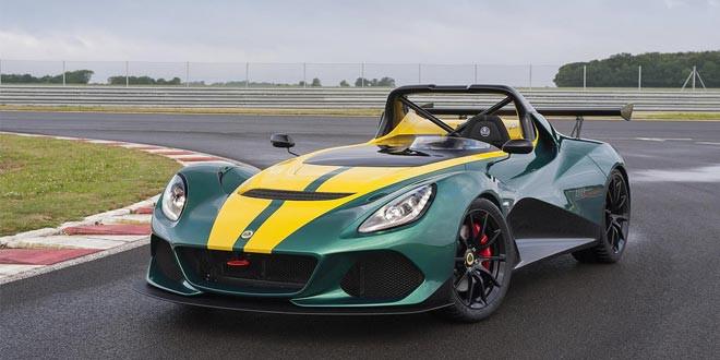 Представлена быстрейшая модель в истории Lotus