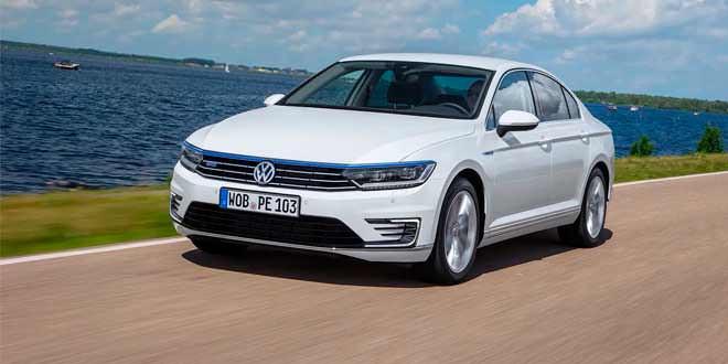 В Германии озвучены цены на Volkswagen Passat GTE