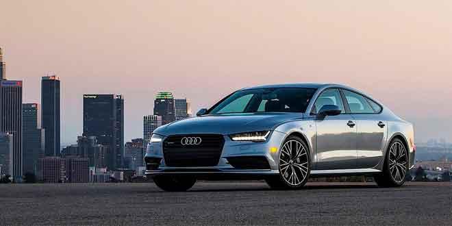 Audi A6 и A7 2016 модельного года для рынка США