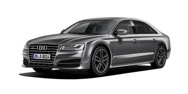 В Британии запустили юбилейную версию Audi A8 Edition 21