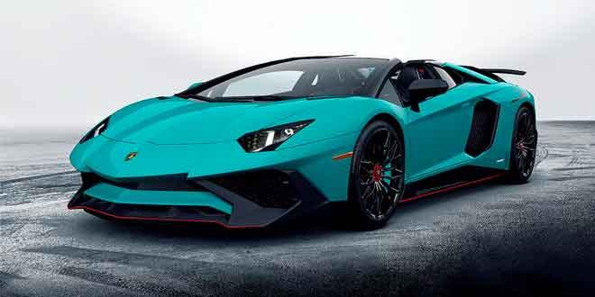 Почти рассекречен: качественные рендеры Lamborghini Aventador SV Roadster