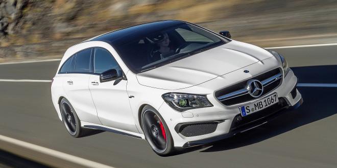 Mercedes прокачал CLA 45 и GLA 45 AMG до 381 л.с.