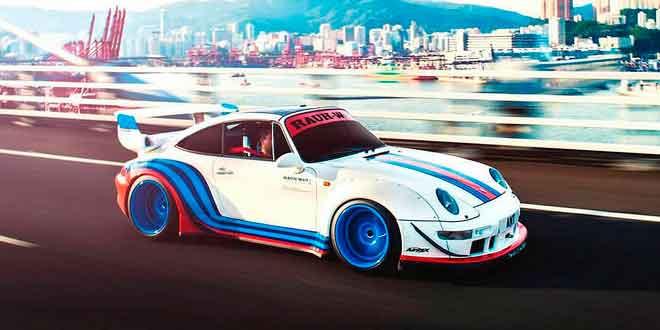 Фото дня: Porsche 911 от RAUH-Welt Begriff