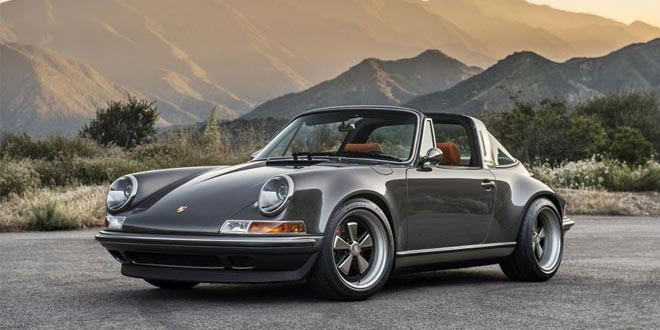 Рестомодинг Porsche 911 Targa от Singer Vehicle Design