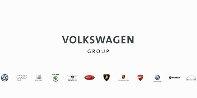 О Volkswagen Group