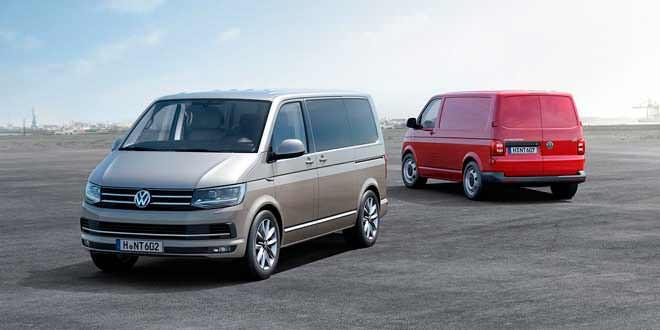 В Европе стартовали продажи новых VW Caddy и Transporter