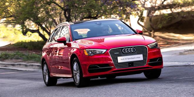 Audi A3 e-tron стартует в американской продаже по цене от $37 900