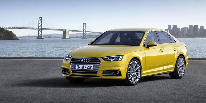 В Германии назвали цены на новое семейство Audi A4