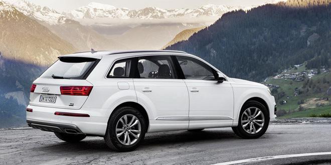 Audi покажет во Франкфурте самый дешёвый Q7