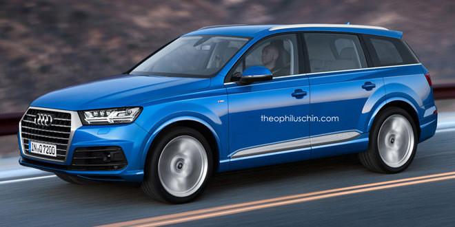 Альтернативная версия Audi Q7