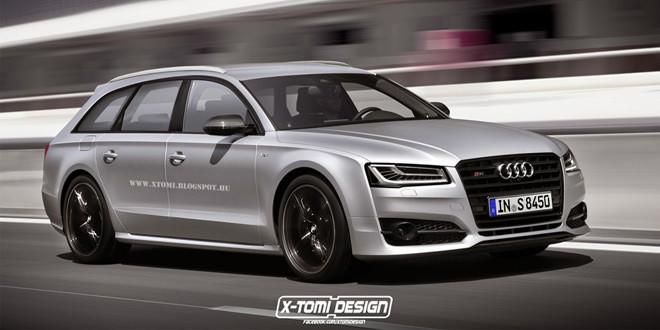 Универсал Audi S8 Avant Plus — есть ли смысл?