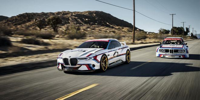 Концепт BMW 3.0 CSL Hommage получил R-версию
