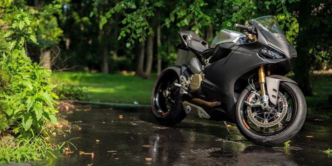 Ducati 1199 Panigale S в карбоновом обвесе от Arete Americana