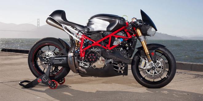 Авторский кастом Ducati 749R