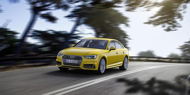 Продажи новой Audi A4 в Британии стартуют в четверг. Известны цены