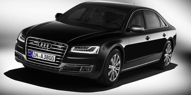 Audi A8 L Security — самый защищённый седан в истории марки