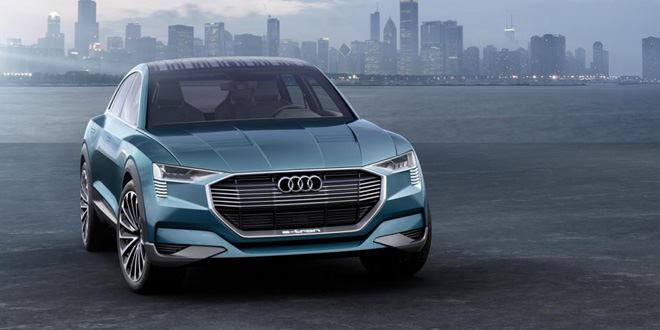 Audi подтвердила планы на вторую электрическую модель после Q6