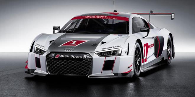 Трековый суперкар Audi R8 LMS оценили в 359 000 евро
