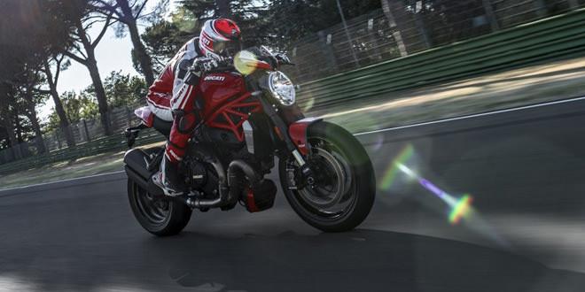 Во Франкфурте показали новый Ducati Monster 1200R