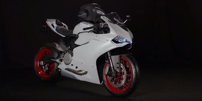Супербайк Ducati 899 Panigale поулчил два пакета обновок