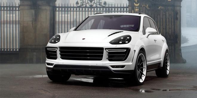 Еще один Porsche Cayenne Vantage от TopCar