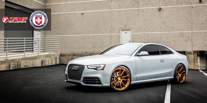 Audi RS5 в доработке от мастерской TAG Motorsports