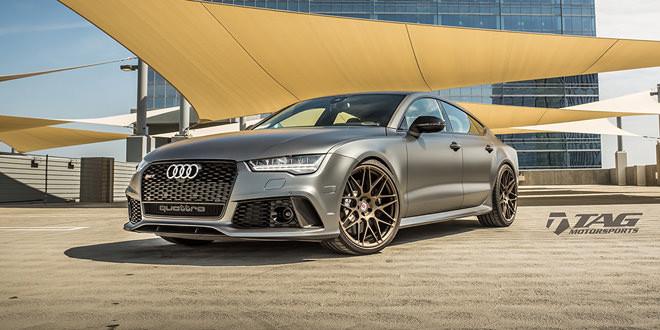 Audi RS7 в доработке от TAG Motorsports