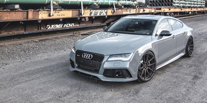 Audi RS7 получила лёгкий апгрейд от TAG Motorsports