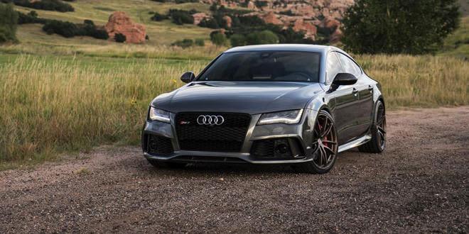 Дорестайлинговую Audi RS7 проапгрейдили в TAG Motorsports