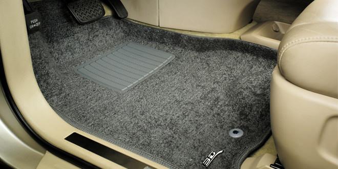 Автомобильные текстильные коврики в Украине