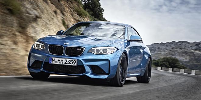 Представлена 370-сильная BMW M2