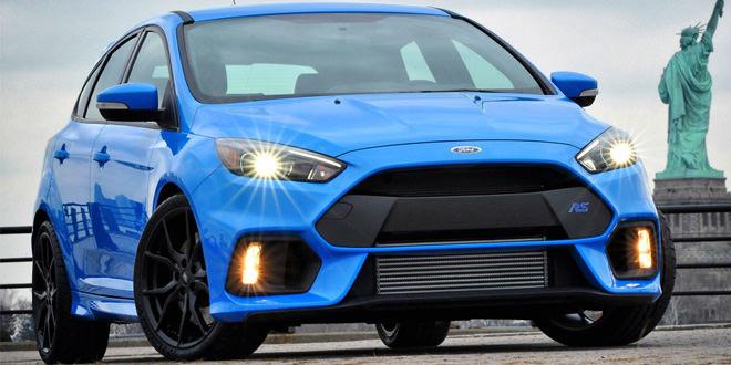 Новый Ford Focus RS оснастят 350-сильным мотором