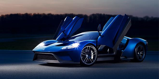 Серийный Ford GT нового поколения оснастят карбоновыми дисками