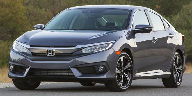 Відома вартість нової Honda Civic