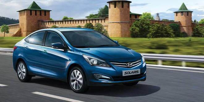 Производство нового Hyundai Solaris начнется в Петербурге к концу 2016 года