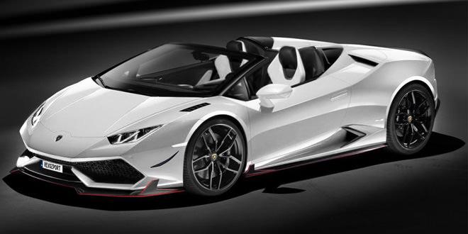 RevoZport выпустил пакет апгрейда Razmig для Lamborghini Huracan