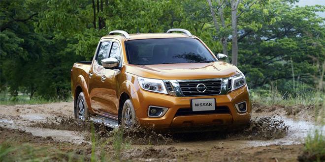 Новый пикап Nissan Navara будут выпускать вместе с пикапами Renault и Mercedes