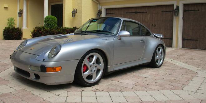 Продается коллекционная Porsche 993 Turbo 1997 года