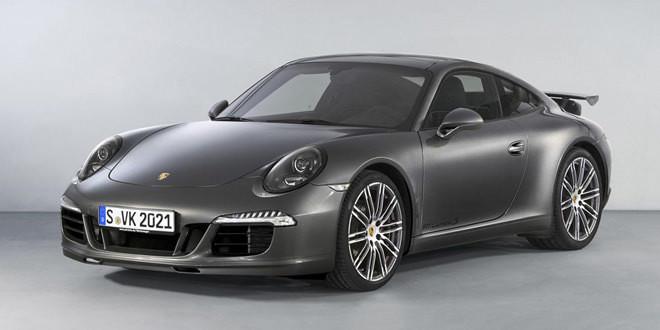 Подразделение Porsche Tequipment празднует 20-летие с особым 911 Carrera S