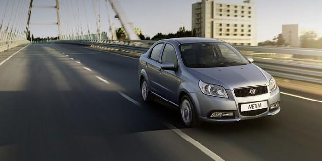Daewoo Nexia заменят новой моделью на базе Chevrolet Aveo