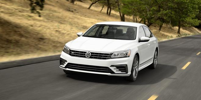 В США озвучены цены на Volkswagen Passat в кузове B8