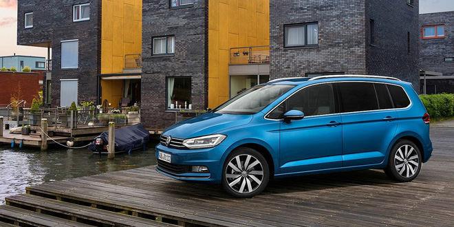 В Европе стартуют продажи нового Volkswagen Touran