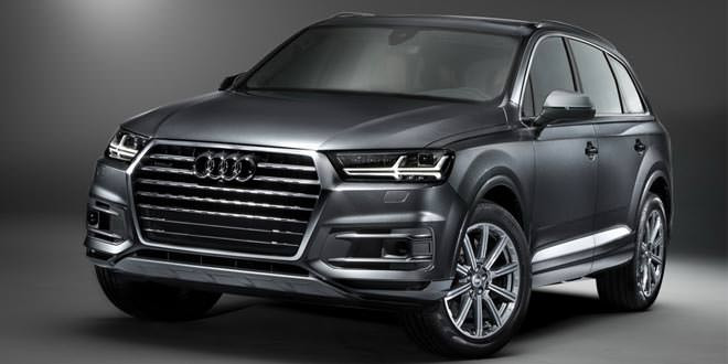 Новую Audi Q7 в США оценили от $55 750