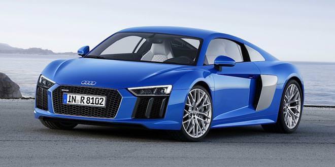 В России озвучены цены на Audi R8 второго поколения