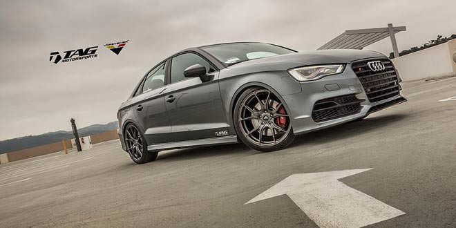 Грозная Audi S3 от TAG Motorsports