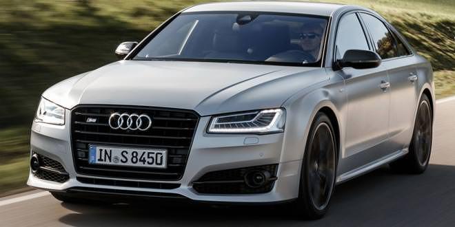 Известна стоимость Audi S8 Plus в России