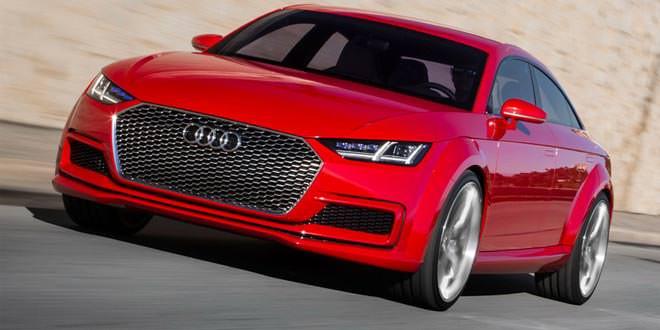 Серийную версию Audi TT Sportback могут показать в Гуанчжоу