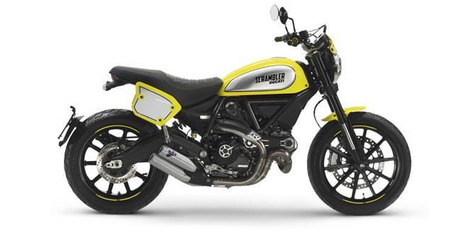 Представлен Ducati Scrambler в профессиональной версии Flat Track Pro
