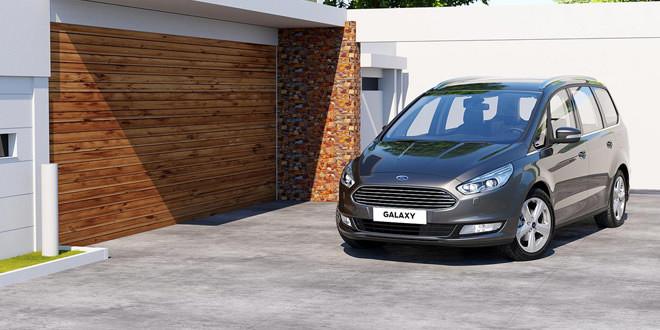 Вышло четвертое поколение минивэна Ford Galaxy